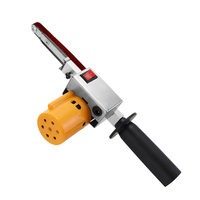 Multifunctional Handheld Mini Sanding Machine Angle Grinder Micro Polishing Machine DIY Tool Corner Sanding Polishing Machine