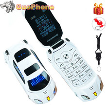 NEWMIND F15 Flip Mobile Phone With Camera Dual SIM LED Light