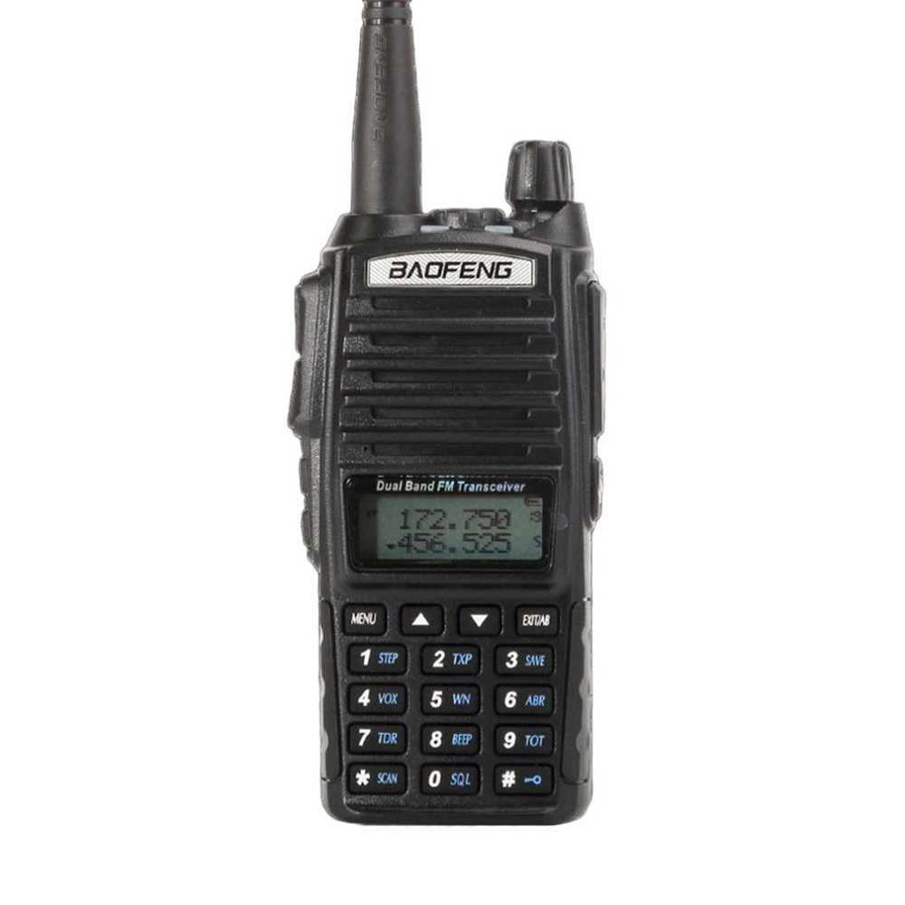 Baofeng BF-UV82 Walkie-Talkie FM Outdoor Car Wireless Walkie-talkie High-power Dual-band Dual-segment Self-driving Tour.