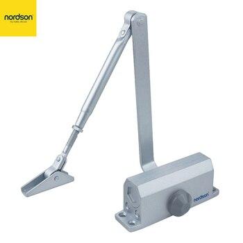 Nordson Original Max Square Shape Door Closer Aluminium Material For Access Control System Fire Door Essential Equipment