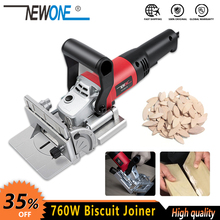 Power-Tool Joiner Groove-Machine-Plate Slotting Woodworking NEWONE 760W