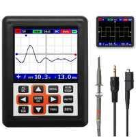 DSO338 Handheld Oscilloscope 30MHz Bandwidth 200M Sampling Rate 2.4 Inch IPS Screen 320*240 Resolution Technology