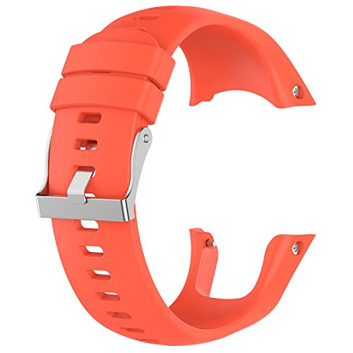 Silicone Strap For Suunto Spartan Trainer Wrist HR Breathless Wristband Replacement For Suunto Traverse Series Smart Watch Band