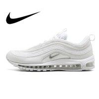 Zapatillas Nike Air Max 97 LX para correr para hombre  zapatillas deportivas para exteriores  tendencia transpirable de calidad  cómodas  nuevas  921826 originales  auténticas Zapatillas de correr     -