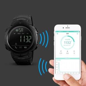 Image 3 - 2 Kleuren Smart Outdoor Sport Waterdichte Vrouwen Horloge Digitale Horloge Bluetooth Nemen Foto S App Informatie Herinnering
