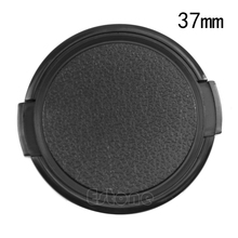 37mm Snap on Front Lens Cap For Nikon Canon Pentax Sony SLR DSLR Camera DC 67mm universal plastic lens cap for sony pentax fuji camera black