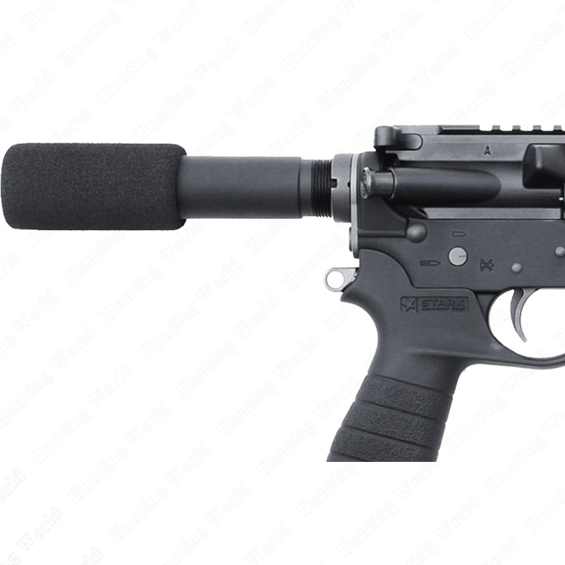 Tactical .223 5.56 Mil AR-15 M16 Pistol Buffer Tube With 3.5