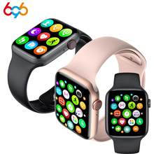 W26 Smart Watch 44mm W34 W35 Memperbarui Tali Perubahan Smart Watch EKG Detak Jantung Tekanan Darah Suhu Tahan Air IP68 PK IWO12(China)