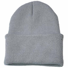 Warm-Caps Beanie Slouchy Hip-Hop-Cap Fashion Ski-Hat Knitting Outdoor Winter Unisex 20
