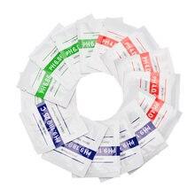 15 шт ph буферный порошковый измерительный калибровочный раствор
