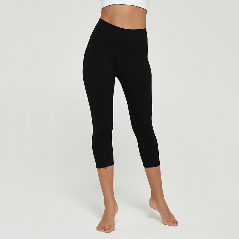 Cardism Women's Yoga Pants High Waist Sports Leggings  For Fitness Clothing Push Up Calf-Length Running Sweatpants Women Pants 3