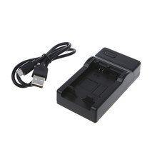 DROP Kapal Baterai Charger untuk Sony NP-FW50 Alpha A3000, Dlsr A33,ILCE-5000, NEX-5(China)