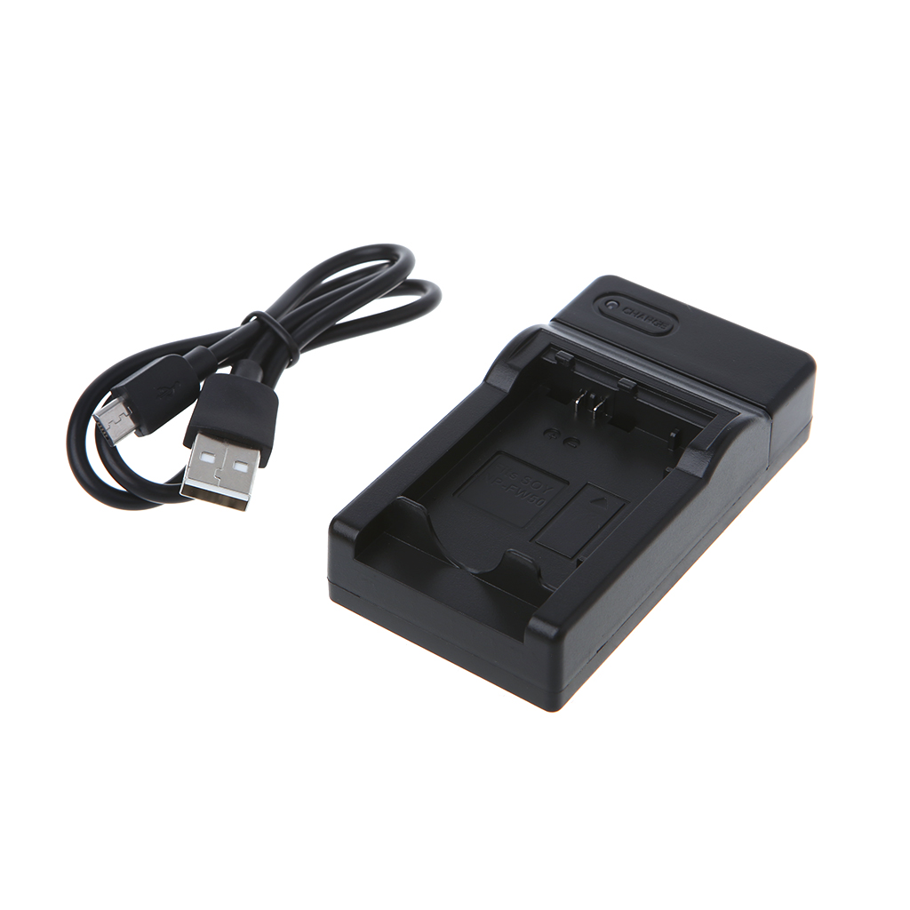 Drop Ship Battery Charger For <font><b>Sony</b></font> NP-FW50 <font><b>Alpha</b></font> a3000,DLSR A33,ILCE-<font><b>5000</b></font> Series,NEX-5 image