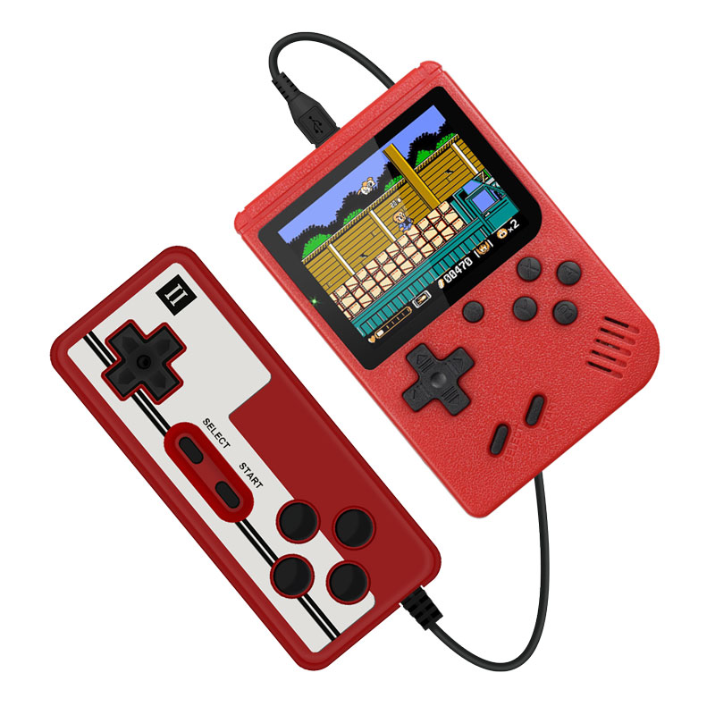 Red with Gamepad
