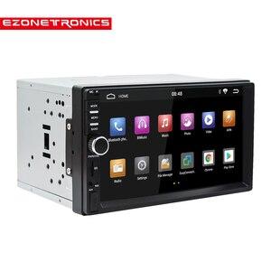 Image 3 - אוטומטי OBD2 7 אינץ Android9 Quad Core 2G + 32G אוניברסלי 2Din לא dvd לרכב אודיו סטריאו GPS ניווט רדיו ערכות רכב מולטימדיה לשחק
