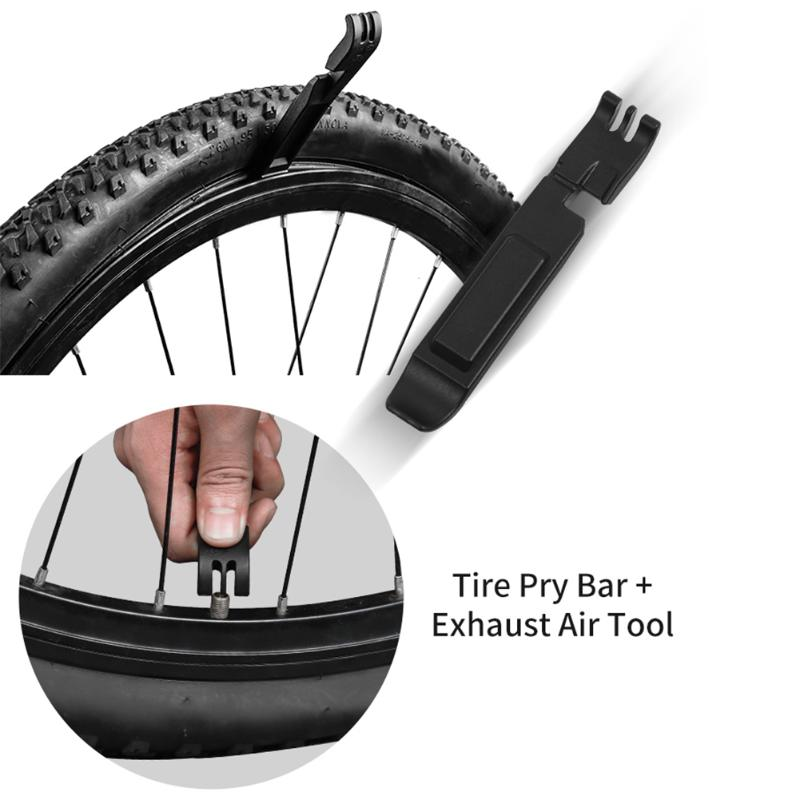 Road Bike Chain Clamp  Removal Repair Tool  Multi-Functional Tire Tyre Lever