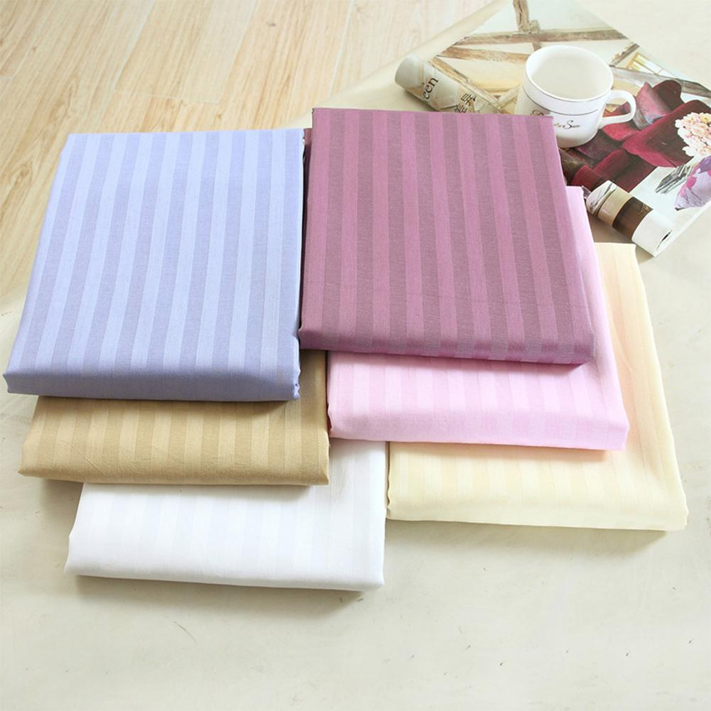 TPFOCUS 1Pcs Professional Cosmetic Salon Sheets Cotton Body Spa Massage Table Cloth Bed Cover Sheet with Hole 4 Colors To Choose