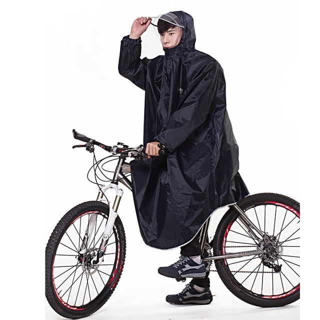 Electric Motorcycle Raincoat Bicycle Rainwear Thickened Increase Rain Poncho Cover Rain Coats Capa De Chuva Motoqueiro Gift 4