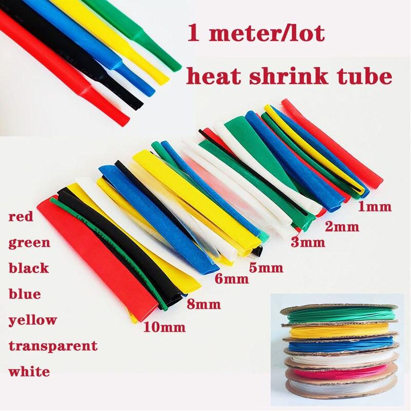 Heat-Shrinkable-tube-1-Meter-2-1-Black-1-2-3-5-6-8-10mm-Diameter