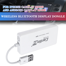 Dongle Carplay Android Wireless Bluetooth-Display iPhone for Mode White Electronics