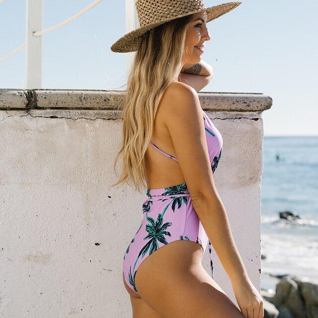 Сross Back Swimsuit
