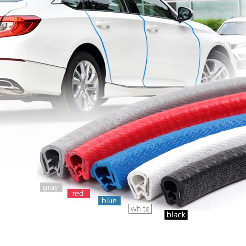 Универсальная защитная кромка для автомобильной двери U-типа, инструменты для автомобильной двери, защита «сделай сам», Стайлинг, литье, защ...