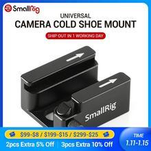SmallRig DSLR Kamera Rig Kalten Schuh Mount Adapter mit Anti off Taste Für Mikrofon Licht Monitor Befestigen 2260