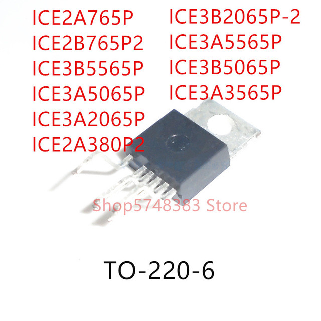 10 sztuk ICE2A765P ICE2B765P2 ICE3B5565P ICE3A5065P ICE3A2065P ICE2A380P2 ICE3B2065P 2 ICE3A5565P ICE3A3565P ICE3B5065P do 220 6