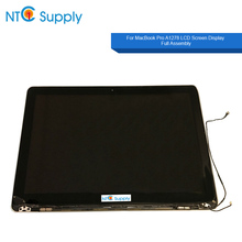 NTC Supply For MacBook Pro A1278 2011 2012 Year 13.3 inch LCD Screen Display Full Assembly 100% Tested Good Function