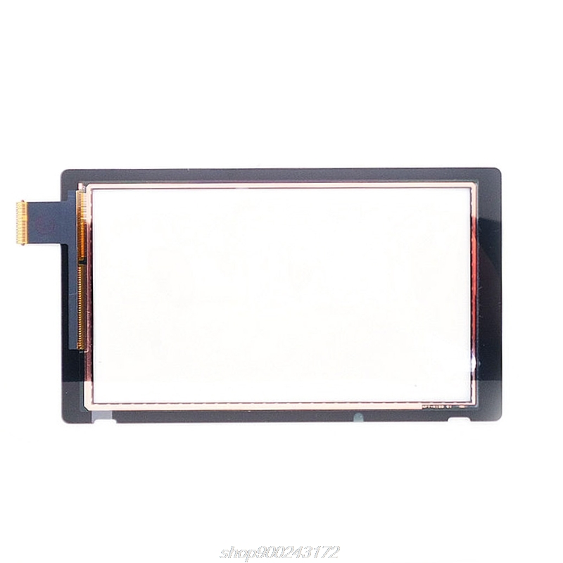 Replacement for Nintend Switch Touh Screen Digitizer +Adhesive Strips Sticker for NS Switch F23 21 Dropshipping