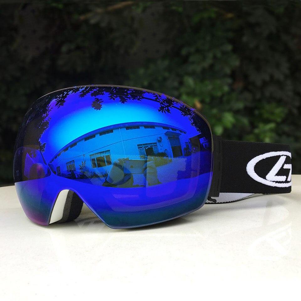 para snowboard óculos para neve proteção uv