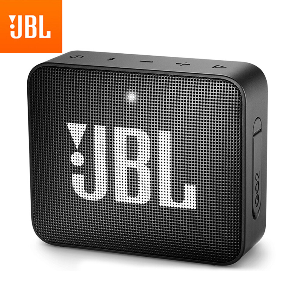 <font><b>JBL</b></font> GO2 Wireless Bluetooth <font><b>Speaker</b></font> IPX7 <font><b>Waterproof</b></font> Outdoor Portable <font><b>Speakers</b></font> Sports Go 2 Rechargeable Battery with Microphone image