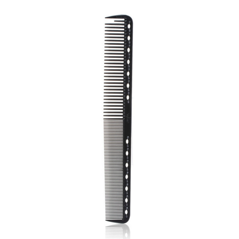 Comb For Hair Professional  Cricket Comb Heat Resistant Cutting Carbon Comb Salon Antistatic Barber Styling Brush Tool