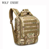 Men'S Tactical Backpack New Design Military Molle System outdoor hiking Laptop bag Tablet PC Shouler Hand Bags 1000D Nylon|molle system|nylon designs|hiking bag -