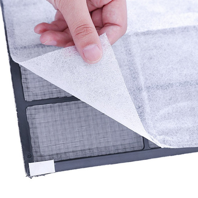 10 Sheet Practical Dustproof Paper PET Livingroom Office Dust Filter Home Hotel PM 2.5 Household Air Conditioning Filter 3