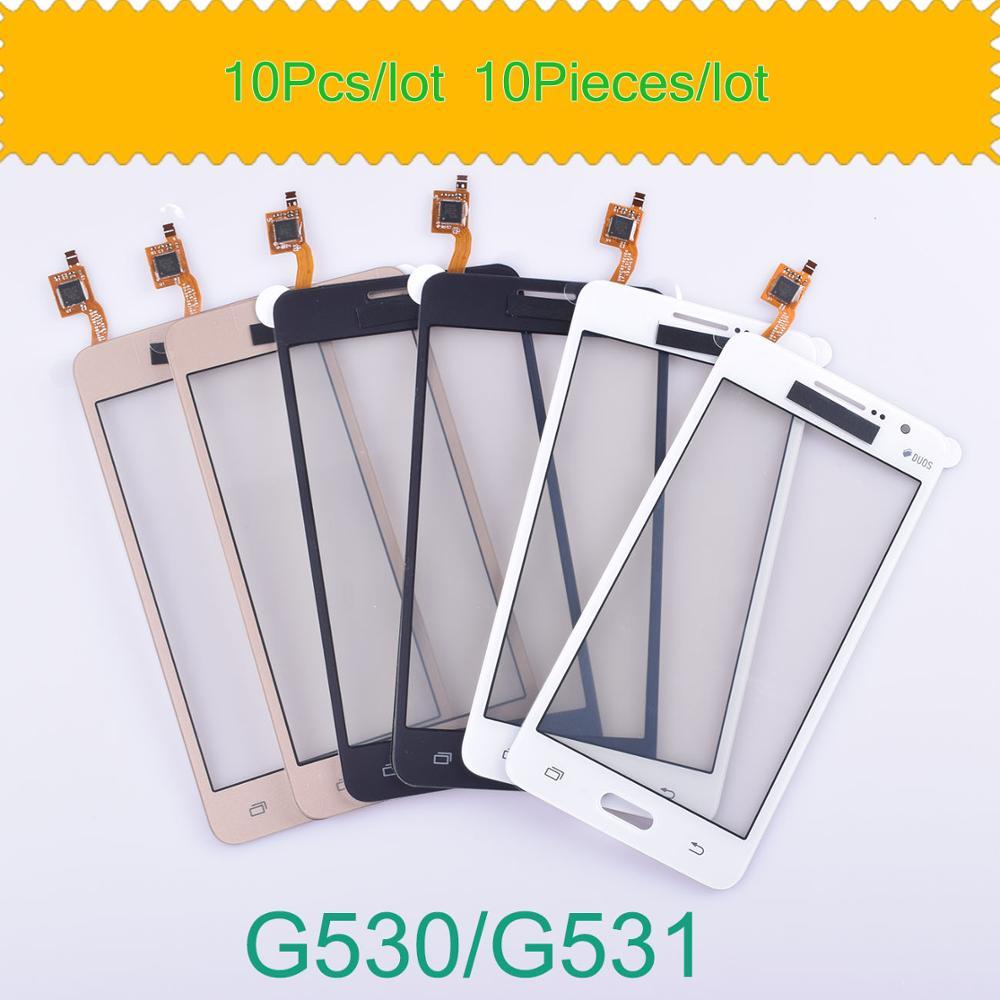 10 шт., сенсорный экран G531 для Samsung Galaxy Grand Prime G531H G531F G530 G530F G5308