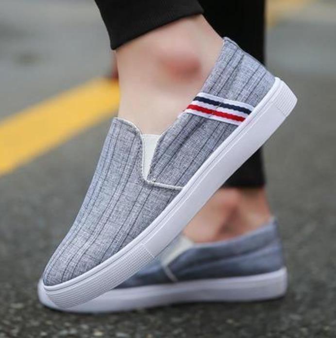 Cool men 39 s work shoes summer travel walking shoes fashionable Italian men 39 s party dress shoes super confident men 39 s canvas shoes in Men 39 s Casual Shoes from Shoes
