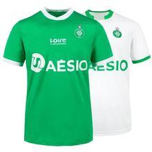 Shirt Jerseys Saint Customize White Green as St-Etienne Fans Khazri Saliba