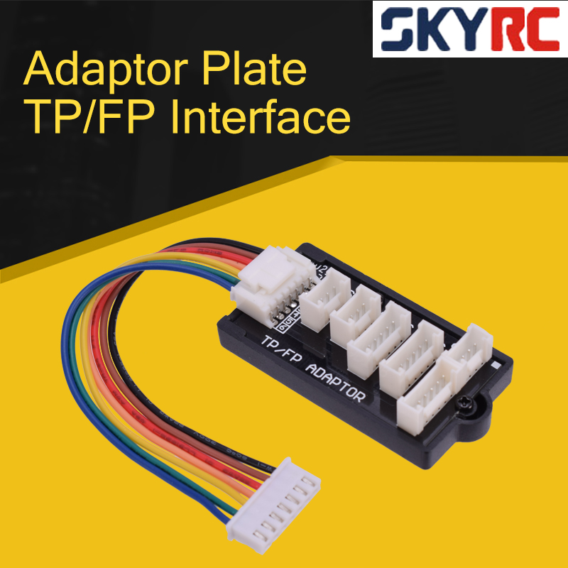 SKYRC B6 Balance Charger Charging TP//FP Interface Adaptor Plate Board
