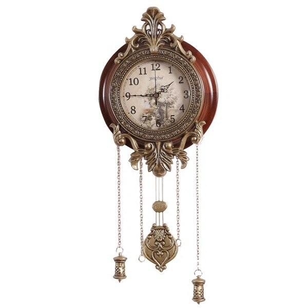 Reloj de pared grande creativo Retro de madera sala de estar clásico chino americano silencioso péndulo Relojes de pared reloj Klok regalo FZ702 NAVIFORCE, relojes de cuarzo de lujo para hombres, relojes para mujeres de acero a prueba de agua, reloj informal para parejas, reloj de pulsera Masculino, reloj Masculino