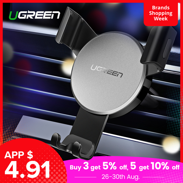 Ugreen Car Phone Holder for phone
