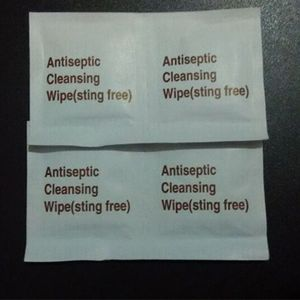 Image 5 - 10Pcs Disposable First Aid Antiseptic Wipes Benzalkonium Chloride Cleansing Towelettes Antibacterial Sanitizer Individually Pack