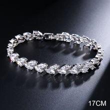 2021 новый тренд Листья 925 серебро браслет на запястье для
