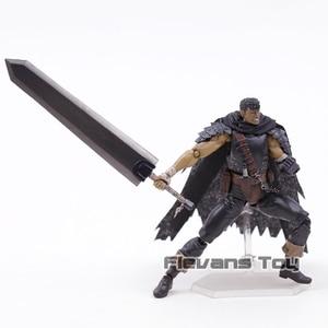 Image 5 - FIGMA 359 Berserk Guts ดาบสีดำ PVC Action FIGURE Joint Movable Figurien ของเล่น