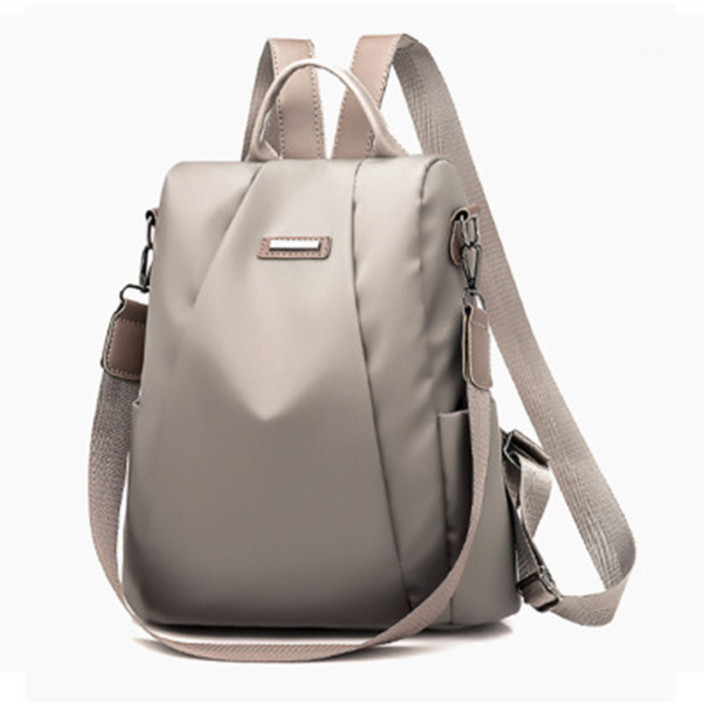Fashion Laptop Backpack Oxford Cloth Women Backpack Luxury Designer Travel Bags Computer Waterproof Student Bags Large Capacity