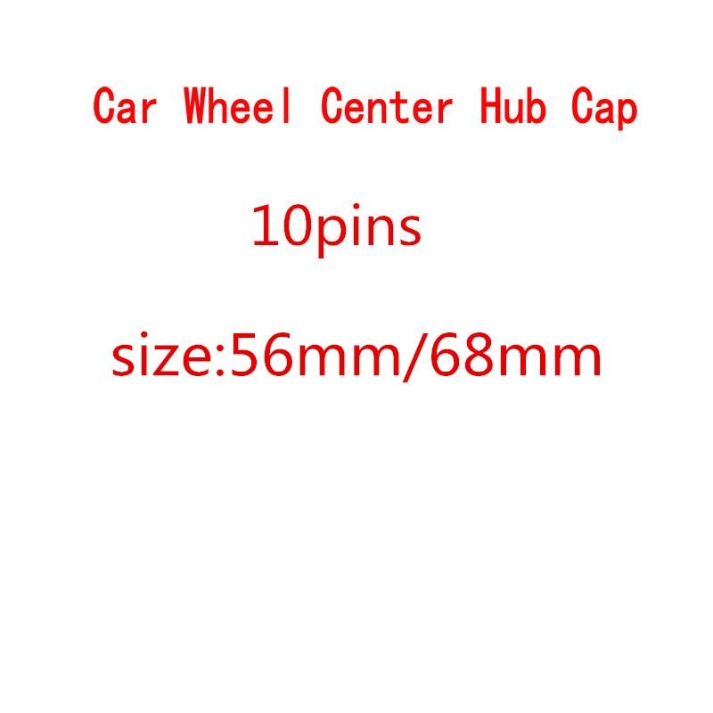 20 штук 68 мм 56 мм Центральная втулка колеса автомобиля Шапки крышки обода Шапки Чехлы эмблемы для 1, 3, 5, 7, X3 X5 M3 M5 G30 G31 G38 G11 G12 F48 F49