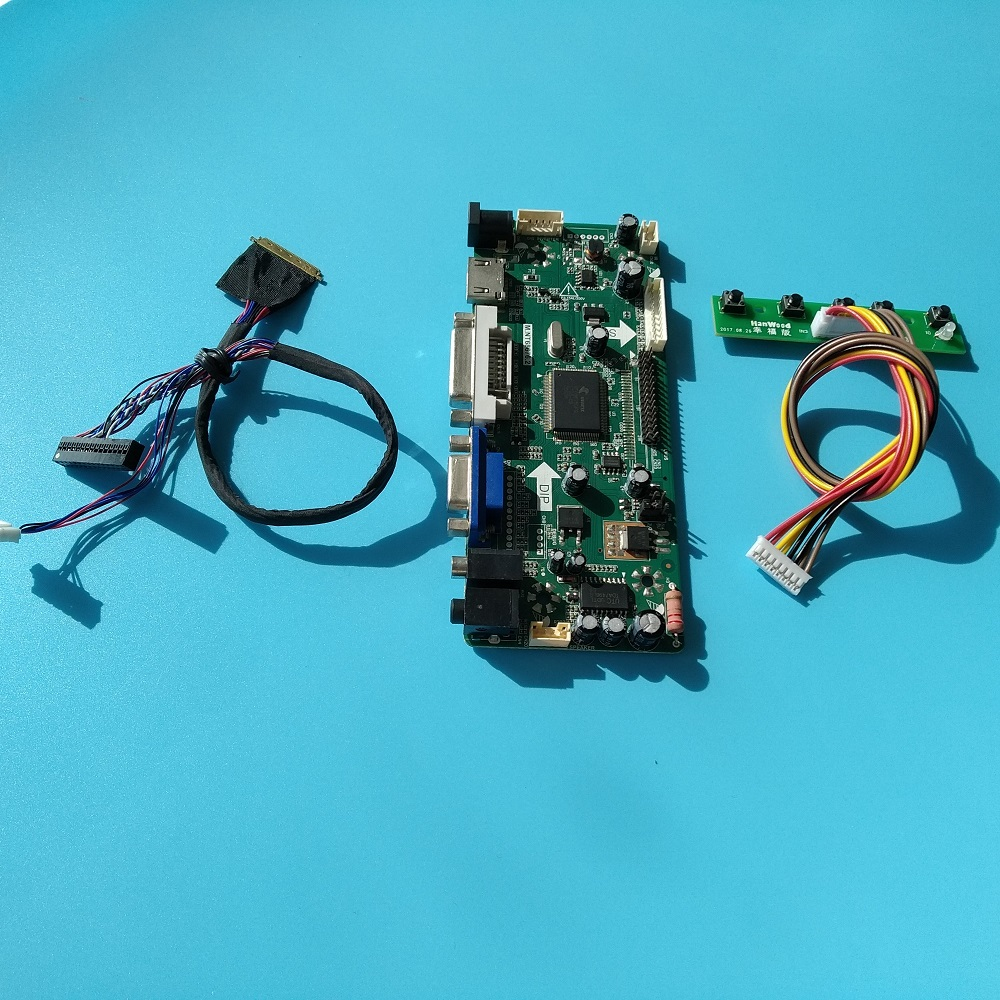 For LTN156AT02-D01 1366*768 Panel  Controller Board 15.6