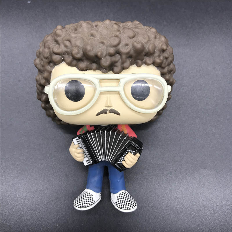 AOSST Original High quality rocks roger Taylor John deacon queens band model toy vinyl figure no box in Action Toy Figures from Toys Hobbies