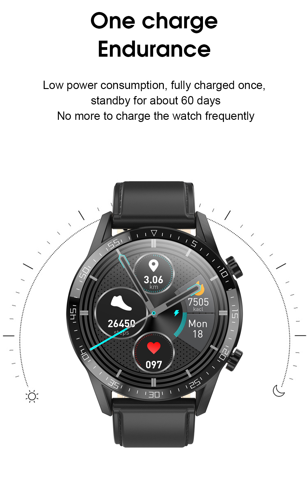 H336eb837a68f4cf0972b13fd1b30eb44G Timewolf IP68 Smart Watch Men Android 2020 Full Touch Smartwatch Men Women Smart Watch For Huawei Xiaomi Apple IOS Android Phone