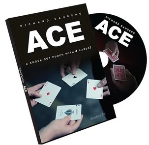 4A ACE by <font><b>Richard</b></font> <font><b>Sanders</b></font>-MAGIC TRICKS image